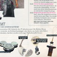 sharing in maxi magazine